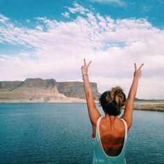 Das Leben ist kurz! Also versuch, die beste Version von dir selbst zu sein.
