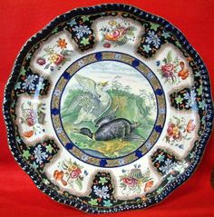 English Porcelain - Copeland Spode 1962 'Wild Duck' design plate Ref. Nov12 for sale in Pietermaritzburg (ID:219755547)