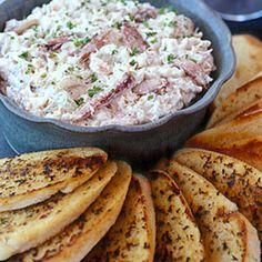 30 Mouth-Watering Crab Recipes | Cruisin' Crab Dip | CoastalLiving.com