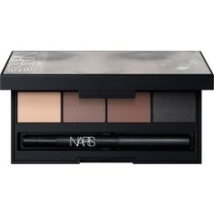 Nars Sarah Moon Look Closer eye palette (115 BRL) ❤ liked on Polyvore featuring beauty products, makeup, eye makeup, eyeshadow, palette eyeshadow and nars cosmetics