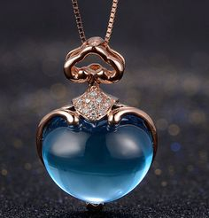 Pink Diamond Jewelry - rare and expensive, how much do they cost? Rose Gold Pendant, Diamond Pendant, Diamond Jewelry, Gold Jewelry, Jewelry Accessories, Jewelry Necklaces, Diamond Necklaces, Pearl Jewelry, Jewelry Sets