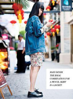 * SHANGHAI DIARIES * Introducing Leaf Greener for MANGO #magazine >> http://mng.us/LeafGreener