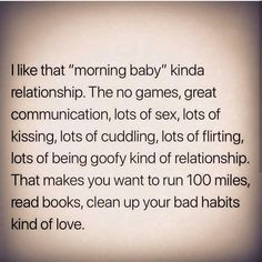Kind of love I'm waiting for ❤❤❤