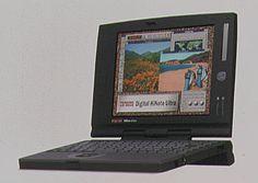 DEC Digital HiNote Ultra, 1995.