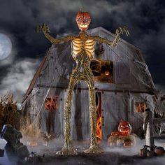 Halloween Yard Art, Casa Halloween, Halloween Wishes, Scary Halloween Decorations, Outdoor Halloween, Halloween Crafts, Happy Halloween, Halloween Party, Halloween Graveyard