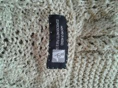Etiqueta de poncho
