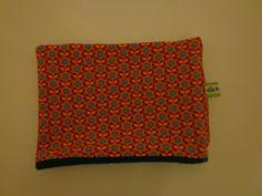 Halstuch für Nika, mit Wolle und Jersey. Idee vom Dawanda-Shop Wunschkind, dort sind auch perfekte zu kaufen ;O)