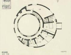 Ionel Schein, Maison en Sardaigne, 1968.
