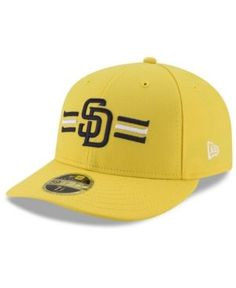 New Era San Diego Padres Little League Classic Low Profile 59FIFTY Fitted Cap - Blue 7 3/4