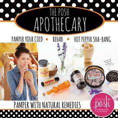 Apothecary Perfectly Posh