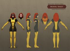 Due to concurrent tragic situations in my life I have been unable to afford to pay the h… Jason Manley needs your support for I need your help with ConceptArt Character Model Sheet, Female Character Design, Character Modeling, Character Concept, Character Art, Concept Art, Marvel Dc, Marvel Girls, Marvel Characters