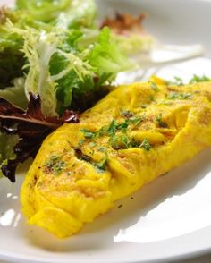 """See the """"Herb-Filled Omelet"""" in our Omelet Recipes gallery"""