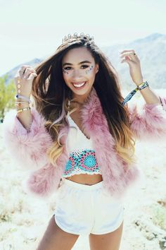Style | Clothes | Look | Eva Gutowski | Mylifeaseva | Coachella