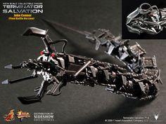 termanator hydro bot   Terminator Salvation: John Connor Final Battle - Hydrobot
