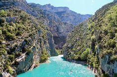 Un week-end dans les Gorges du Verdon - Two Travelers Places Ive Been, Places To Visit, South Of France, Time Travel, Trip Advisor, Beautiful Places, World, Photography, Outdoor