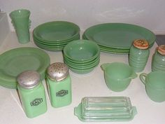 Vintage Dishes | ... ask my newly stocked cupboards with mint condition vintage dishes
