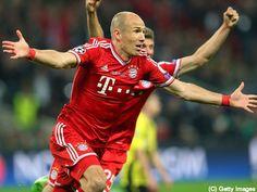 Arjen Robben (Bayern)