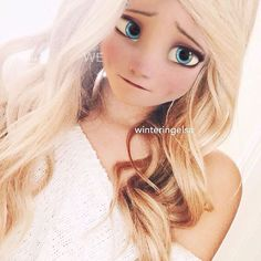 elsa edits | ️ мodern elѕa ️ - Good morning!/good afternoon, i haven't made a ...