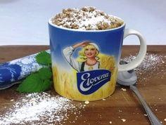 Pähkinä-kanelimukikakku // Kauraista herkkua käden käänteessä! #leivonnaiset #elovena http://www.elovena.fi/resepti/-/p/pahkina-kanelimukikakku?reid=669776