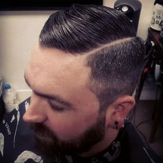 Another Fade With Shaved In Part