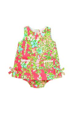 Baby Lilly Shift Dress - Lilly Pulitzer