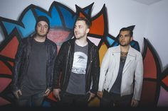 Pop Rock Band Hundred Handed Takes On The Weekend