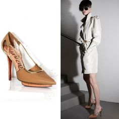 Gold Platform Heels, Killer Heels, Tans, Lanvin, Platforms, Honey, Pumps, Beige, Coat