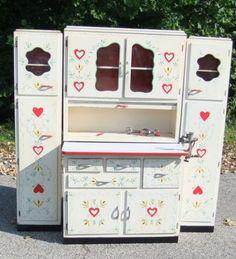 I still want a Hoosier cabinet