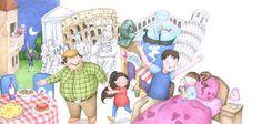 Praatplaat Italië / -italy