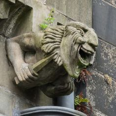 Paisley Abbey gargoyle 13 - Gargoyle - Wikipedia, the free encyclopedia