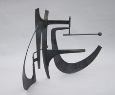 Turning Tide, Lock -forged and welded steel - Simon Gaiger