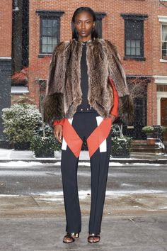 Givenchy Pre-Fall 2014 Collection Slideshow on Style.com