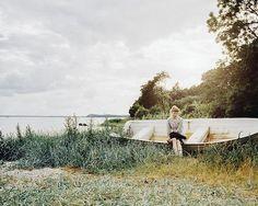 Art Conceptual, Green Beach, Sun Plants, Beautiful Lights, Solitude, Trees To Plant, Copenhagen, Scenery, Boat