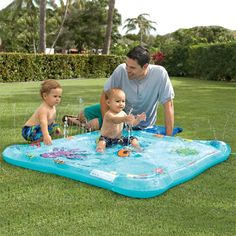 I LOVE this baby pool