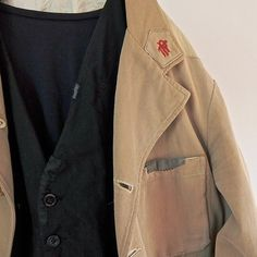 """Mi piace"": 94, commenti: 1 - nest of manure (@nestofmanure) su Instagram: ""Jacket = 1950-1960 Vintage ALTERATION Old French Postal Company PTT's Postal Jacket …"" Hobo Style, Nest, French, Blazer, Jackets, Vintage, Instagram, Fashion, Scrappy Quilts"