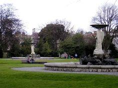 The Iveagh Gardens, Dublin
