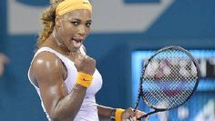 serena williams-with-racket