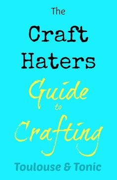 The Craft Haters Gui