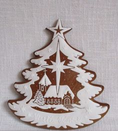 Iced Sugar Cookies, Christmas Sugar Cookies, Christmas Cupcakes, Christmas Gingerbread, Cupcake Cookies, Christmas Baking, Gingerbread Cookies, Christmas Crafts, Christmas Decorations