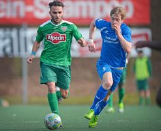 Zeitung WESTFALEN-BLATT: Sport Bielefeld - An der Rußheide »geht die Post ab«