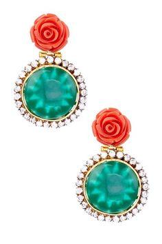 Jolie Earrings by Bansri on @HauteLook