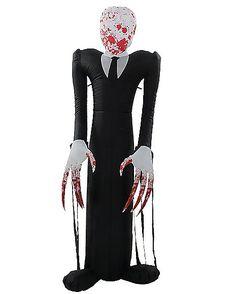 bloody slender man inflatable spirithalloweencom - Halloween Costume Slender Man