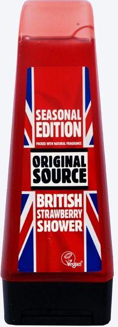 Original Source Shower Gel 250Ml (British Strawberry) Buy Online at Best Price in India: BigChemist.com