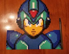 Resultado de imagen de pixel art megaman x