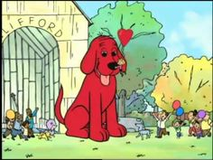 Clifford's BIG Valentine Celebration. Watch online anytime at http://www.pbskids.org