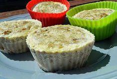 Tartaletas de atún al microondas - Recetízate Muffin, Gluten Free, Snacks, Breakfast, Desserts, Food, Empanadas, Tupperware, Finger