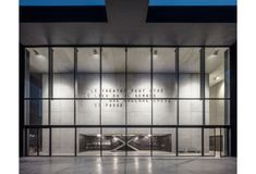 Projets - Metropolis Lan Architecture, Contemporary Architecture, Contemporary Theatre, Walter Gropius, Exhibition Space, Strasbourg, Urban Planning, Outdoor Areas, Facade