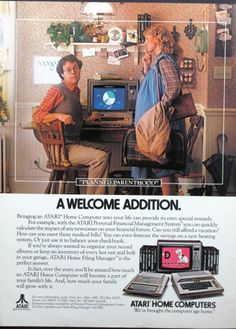 Vintage Computer Ad    ....................Please save this pin.   ......................... Click on the following link!.. http://www.ebay.com/usr/prestige_online