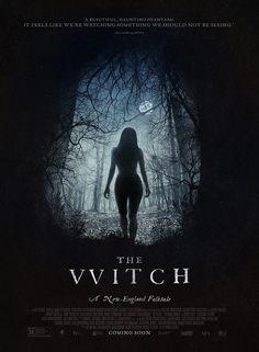 Affiche du film d'horreur the Witch