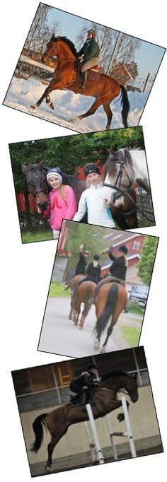 Ridetime, drop-in. Øvre Fossum Gård. Kr 260,-